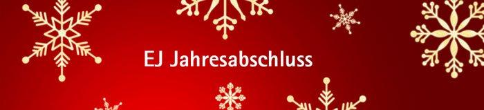 """EJ Jahresabschluss """"Weihnachtsgala 2014"""""""