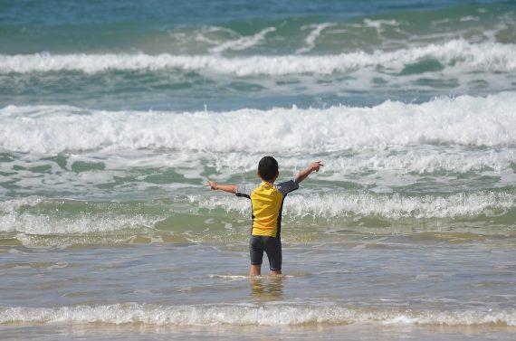 Sommerurlaub - Sonne und Meer statt A5