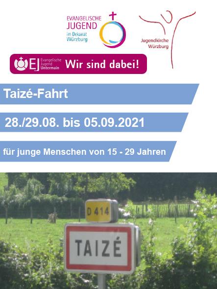Taizee-Fahrt 2021