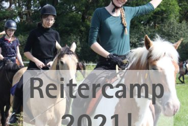 Symboldbild Reitercamp 2021