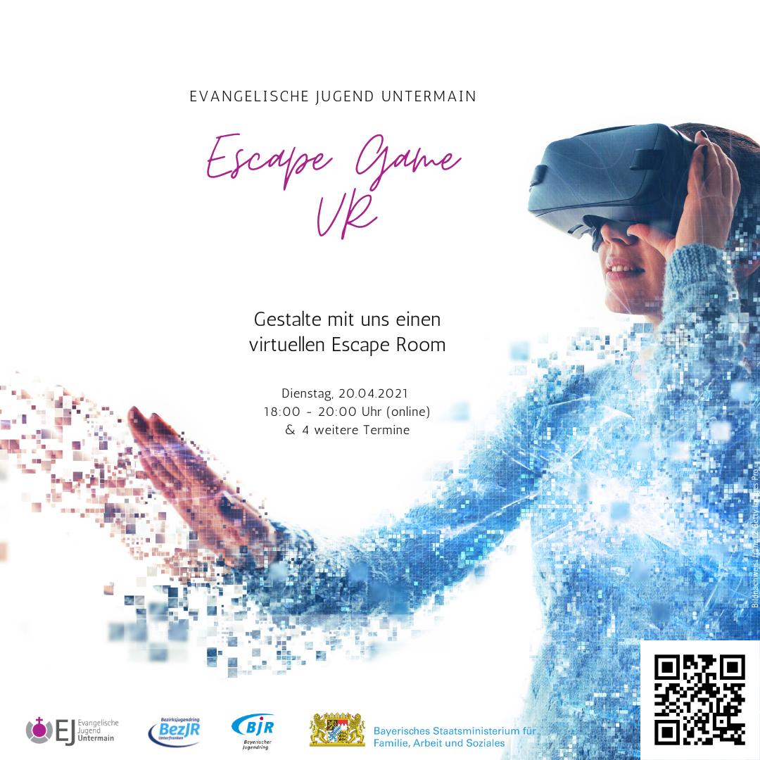 Escape Game Workshop! - Ej Untermain